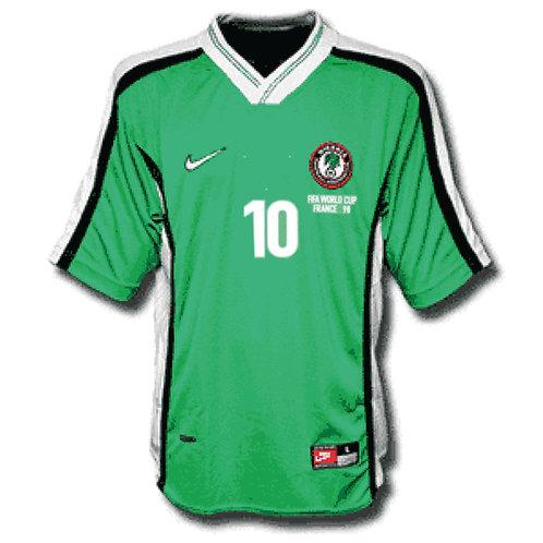 Nijerya 1998 İç Saha Forması