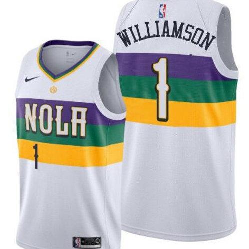 New Orleans Pelicans City Edition Forması
