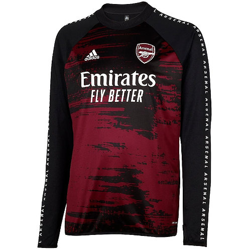 Arsenal 20/21 Warm Up Shirt