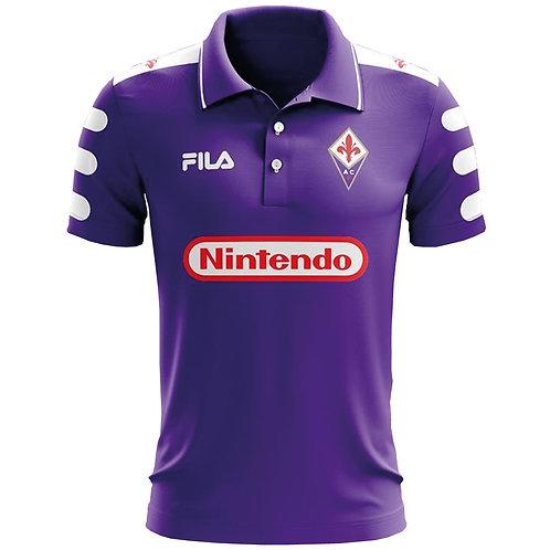 Fiorentina 98/99 İç Saha Forması