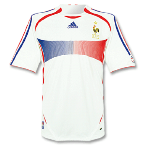 Fransa 2006 İç Saha Forması