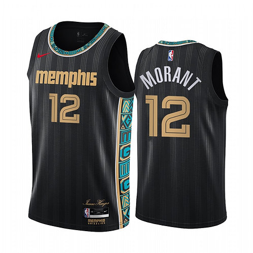 Memphis Grizzlies 2021 City Edition Forması