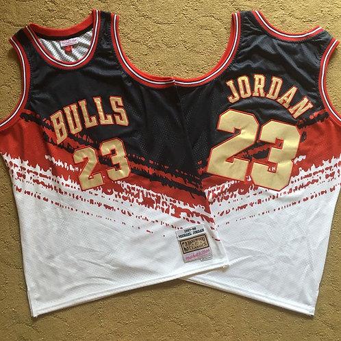 """Chicago Bulls x Jordan """"MS Konsept"""" Forması"""