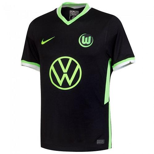 Wolfsburg 20 21 Deplasman Forması