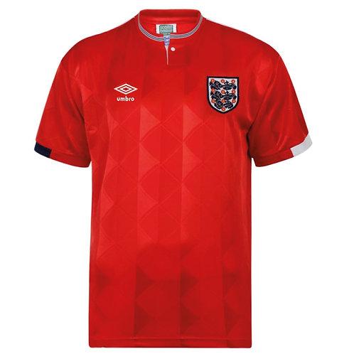 İngiltere 1989 Deplasman Forması