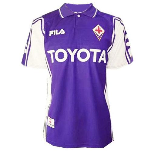 Fiorentina 99/00 İç Saha Forması