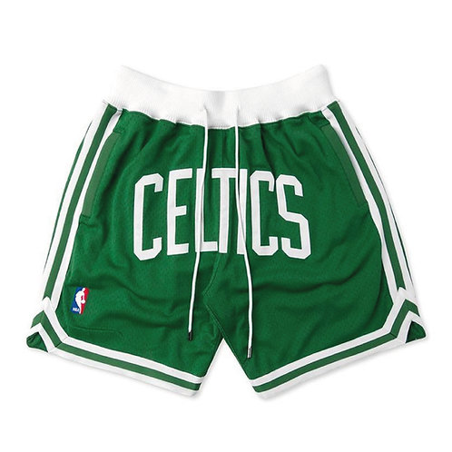 Boston Celtics x Just Don