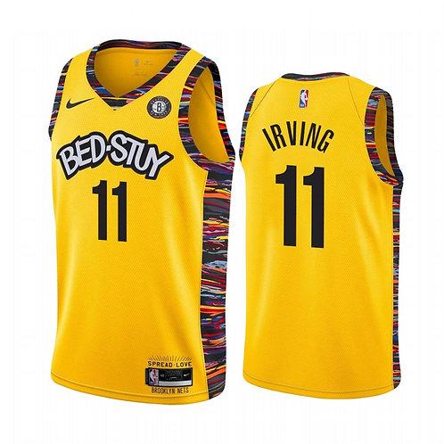 Brooklyn Nets Bed Stuy City Edition Forması