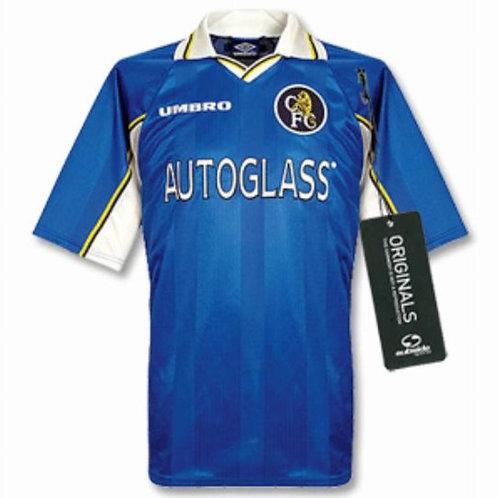 Chelsea 98/99 İç Saha Forması