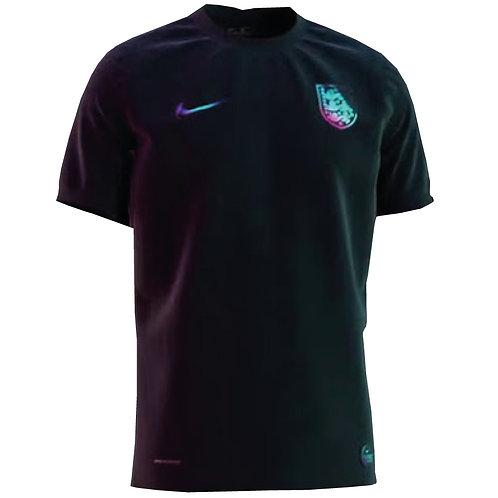İngiltere 2021 Siyah Maç Önü Forması