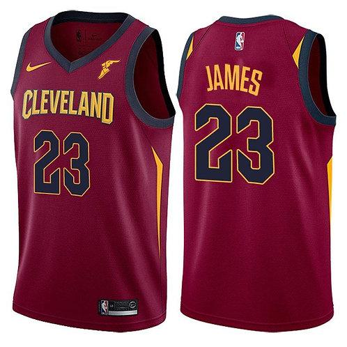 Clevland Cavaliers x Lebron James Forması
