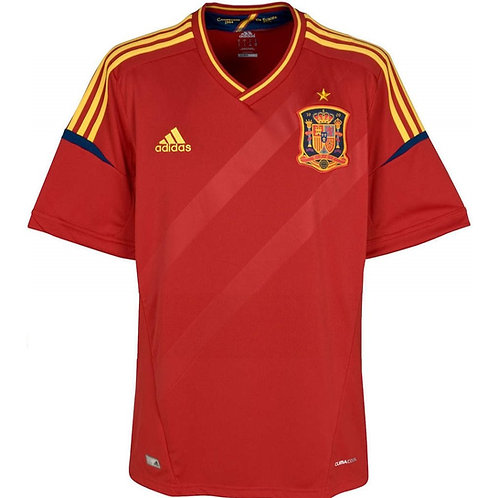 İspanya 2012 İç Saha Forması