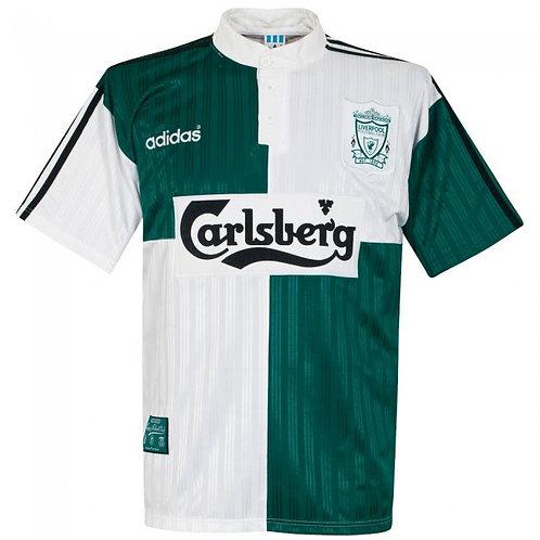 Liverpool 95/96 Deplasman Forması