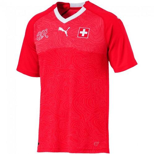 İsviçre 2019 İç Saha Forması