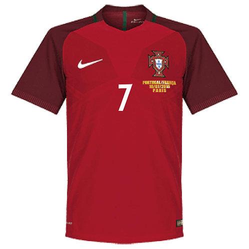 Portekiz Euro 2016 Final Forması