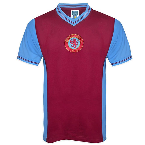 Aston Villa 1982 İç Saha Forması
