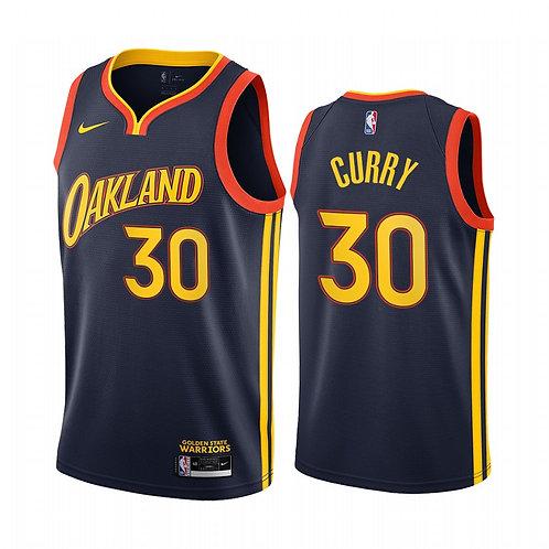 Golden State Warriors 2021 City Edition Oakland Forması