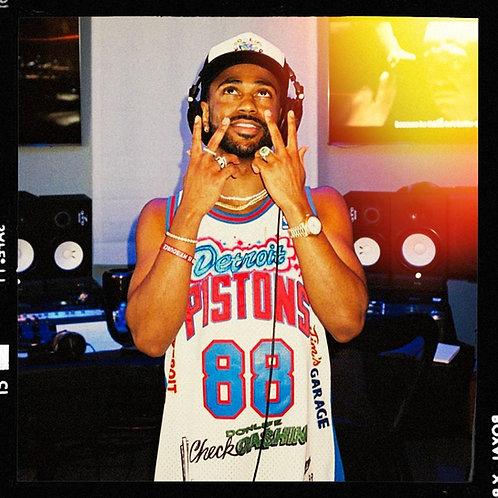 Big Sean x Detroit Pistons #88 DON