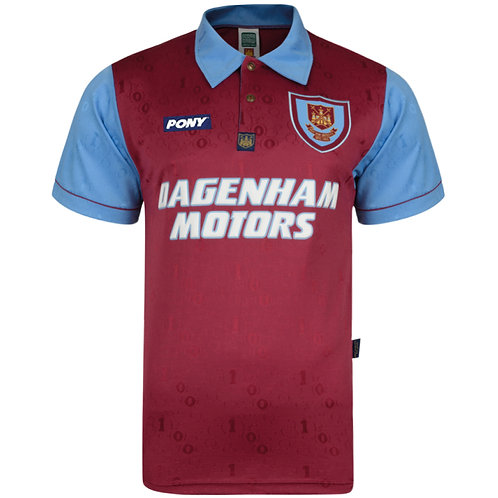 West Ham United 1995 İç Saha Forması