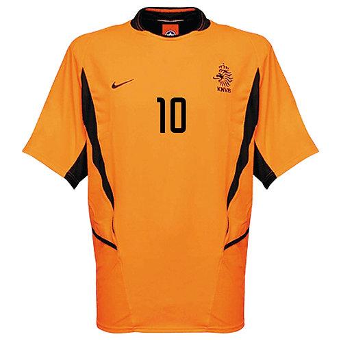 Hollanda 2002 İç Saha Forması