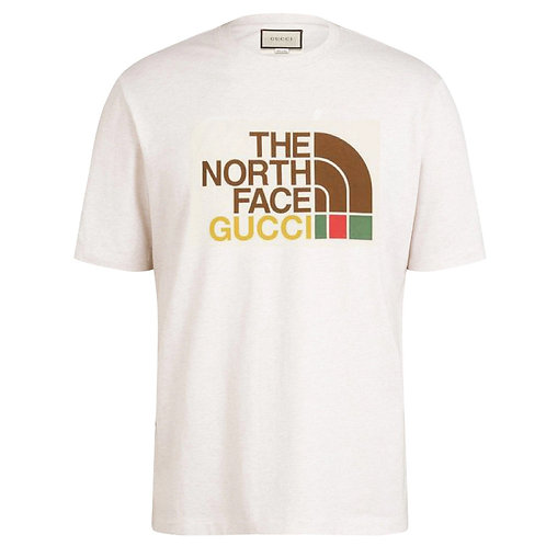 The North Face Gucci Tshirt
