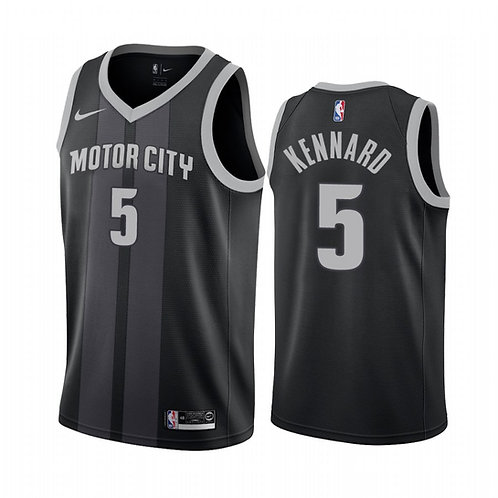 Detroit Pistons  2019 City Edition Forması
