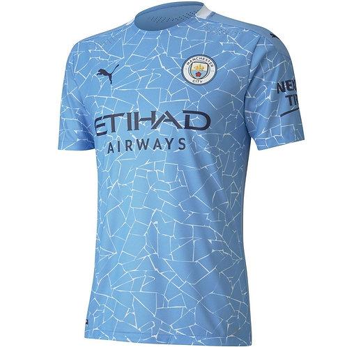 Manchester City 20/21 İç Saha Forması