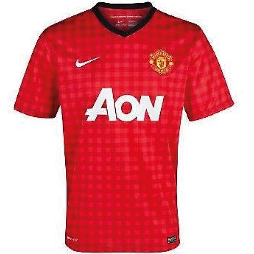 Manchester United 12/13 İç Saha Forması - #20 v.Persie