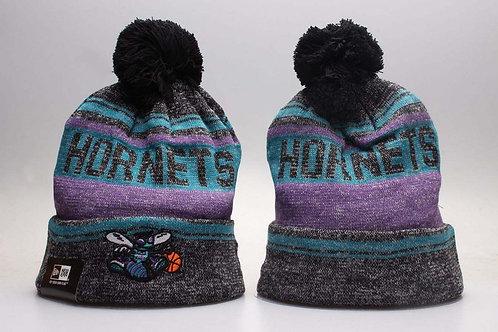Charlotte Hornets x New Era Bere