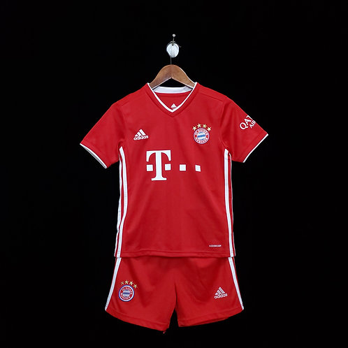 Bayern Münih 20/21 Çocuk Forması + Şort