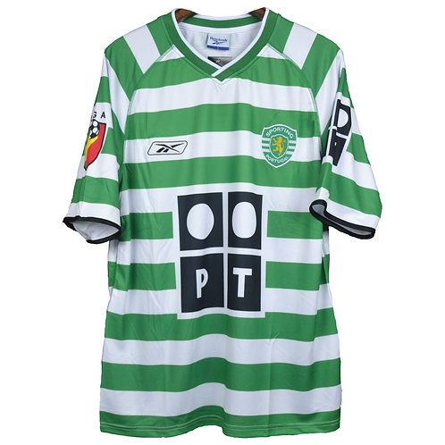 Sporting Lizbon 02/03 İç Saha Forması