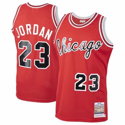 Michael Jordan x Chicago Bulls 84/85 Forması
