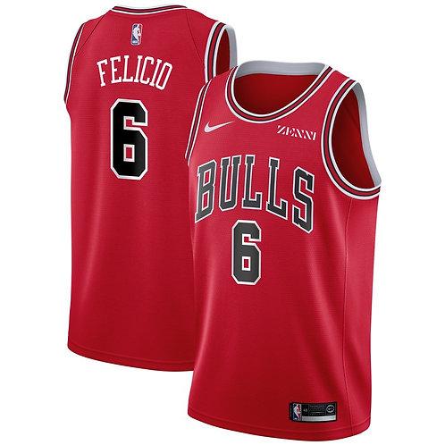 Chicago Bulls Kırmızı Forması