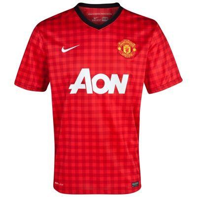 Manchester United 12/13 İç Saha Forması