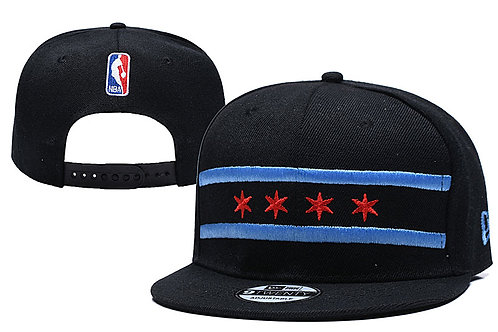 Chicago Bulls City Edition Şapka