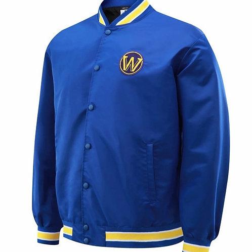 Golden State Warriors NBA Retro Vintage Ceket