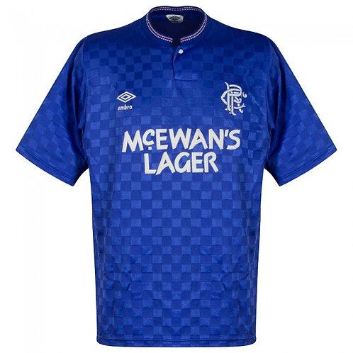 Rangers 87/88 İç Saha Forması