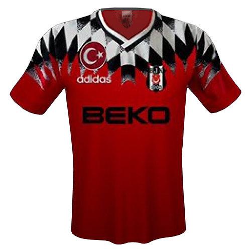 Beşiktaş 95/96 Deplasman Forması