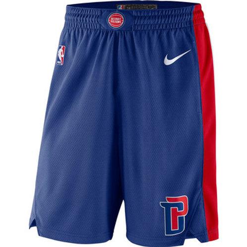 Detroit Pistons Mavi Şort