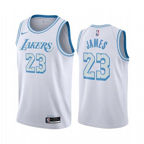Los Angeles Lakers 2021 City Edition Forması
