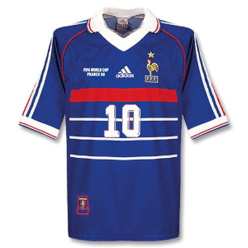 Fransa 1998 Dünya Kupası Final Forması