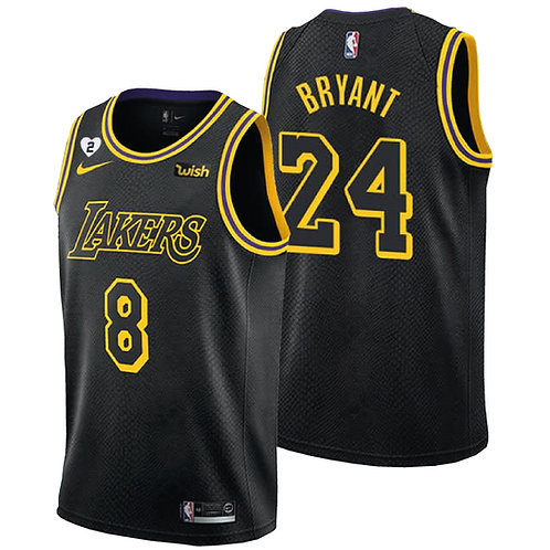 "Los Angeles Lakers ""Black Mamba"" Forması"