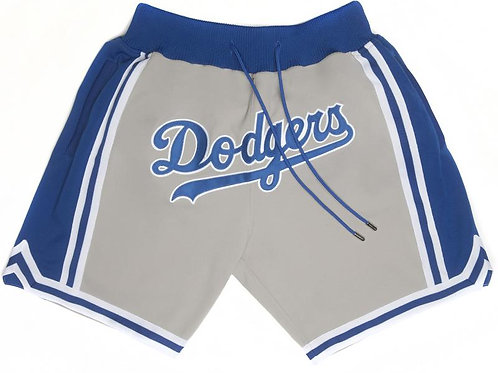 Los Angeles Dodgers x Just Don