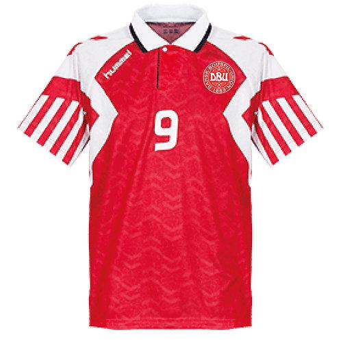 Danimarka Euro 1992 Forması