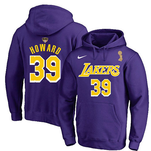 LA Lakers Mor Final Hoodie