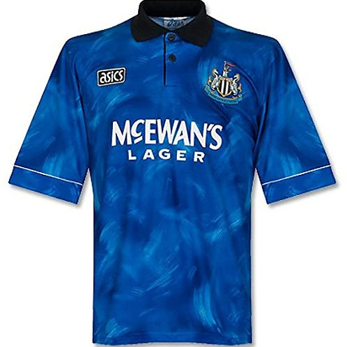 Newcastle United 94/95 Deplasman Forması