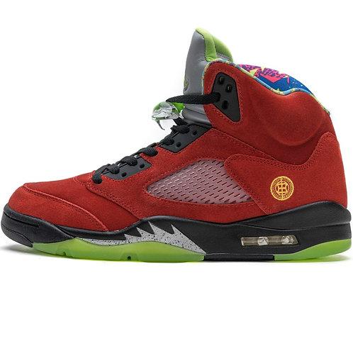 """700 Air Jordan 5 """"What The"""""""