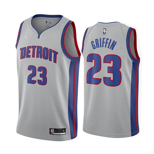 Detroit Pistons 2021 Statement Forması