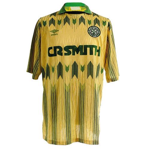 Celtic 89/90 Deplasman Forması