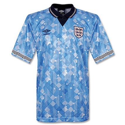 İngiltere 1990 Deplasman Forması